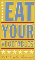 Eat Your Vegetables Fine-Art Print