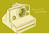 Lunastrella Instant Camera Fine-Art Print