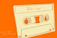 Lunastrella Mix Tape Fine-Art Print