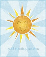 Sunshine II Fine-Art Print