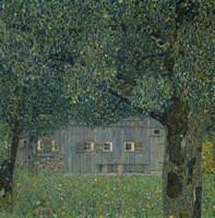 Upper Austrian Farmhouse, 1914 Fine-Art Print