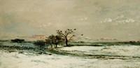 Winter, 1873 Fine-Art Print