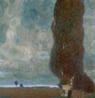 The Large Poplar Tree (II), 1903 Fine-Art Print