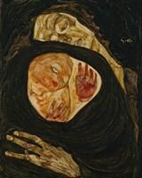 Dead Mother, 1910 Fine-Art Print