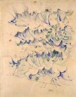The Waves (Les Vagues), 1912 Fine-Art Print