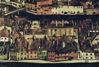 The Small City III, 1913 Fine-Art Print