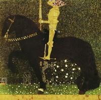 Golden Knight Fine-Art Print