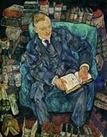 Portrait Dr. Hugo Koller, 1919 Fine-Art Print