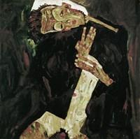 The Poet (Self-Portrait), 1911 Fine-Art Print