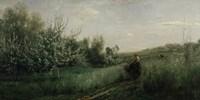 Spring, 1857 Fine-Art Print