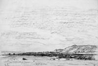 Low Tide at the Coast Fine-Art Print