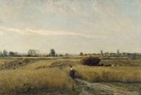 Harvest, 1851 Fine-Art Print