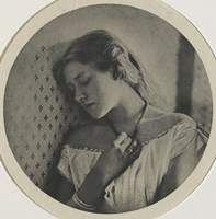 Ellen Terry At The Age Of Sixteen, 1864 Fine-Art Print
