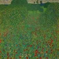 A Field Of Poppies, 1907 Fine-Art Print