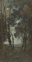 The Cliffs (Les Falaises), 1882 Fine-Art Print