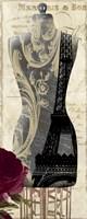 Paris Seamstress II Fine-Art Print