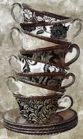 Afternoon Tea I Fine-Art Print