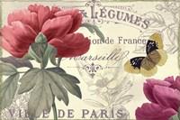 Petals of Paris V Fine-Art Print