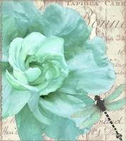 Petals Impasto III Fine-Art Print