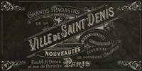 Signes Francais V Fine-Art Print