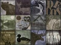 Hunting Season V Fine-Art Print