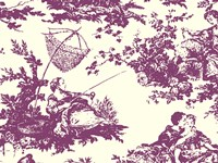 Toile Fabrics VII Fine-Art Print