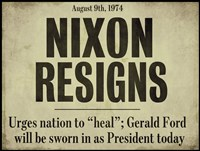 Nixon Fine-Art Print