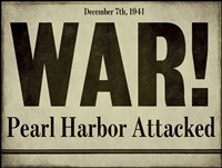 Pearl Harbor Fine-Art Print