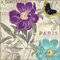 Petals of Paris II Fine-Art Print
