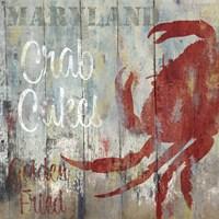 Resturant Seafood II Fine-Art Print