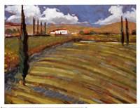 Pastoral Fields I Fine-Art Print