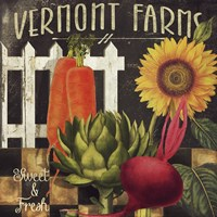 Vermont Farms VIII Fine-Art Print