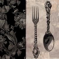 Victorian Table IV Fine-Art Print