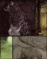 On the Hunt IV Fine-Art Print