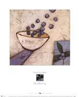 Blueberry Fine-Art Print