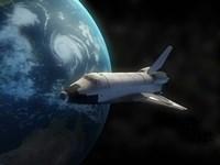 Space Shuttle Fine-Art Print