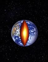 Earth's Core Fine-Art Print