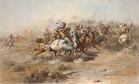 Battle of Little Bighorn Fine-Art Print