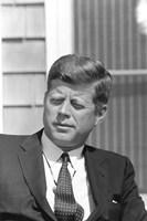 Digitally Restored President John F Kennedy Fine-Art Print