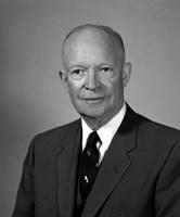 President Dwight Eisenhower Fine-Art Print