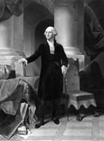 Vintage President George Washington Fine-Art Print