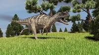 Ceratosaurus Fine-Art Print