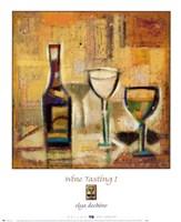 Wine Tasting I Fine-Art Print