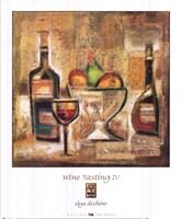 Wine Tasting IV Fine-Art Print