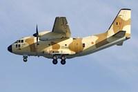 An Alenia C-27J Spartan of the Chadian Air Force Fine-Art Print