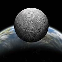 Cratered Moon Fine-Art Print