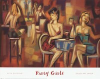 Party Girls Fine-Art Print