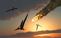 Pteranodons in Flight Fine-Art Print