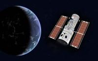 The Hubble Space Telescope Fine-Art Print