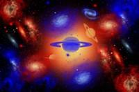 Creation of the Universe Fine-Art Print